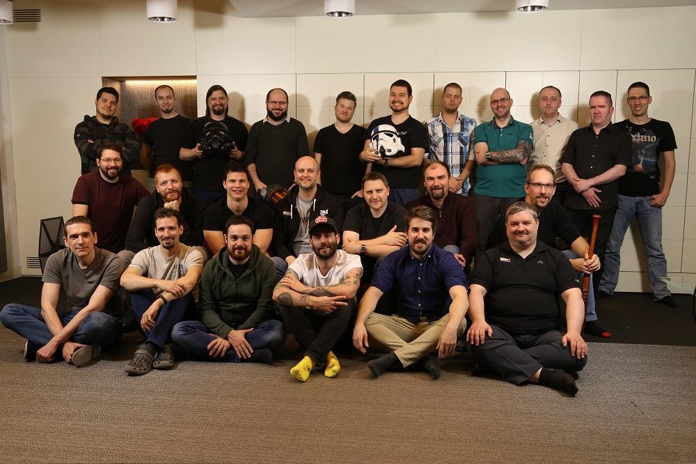 Equipe Zen Studios 2019