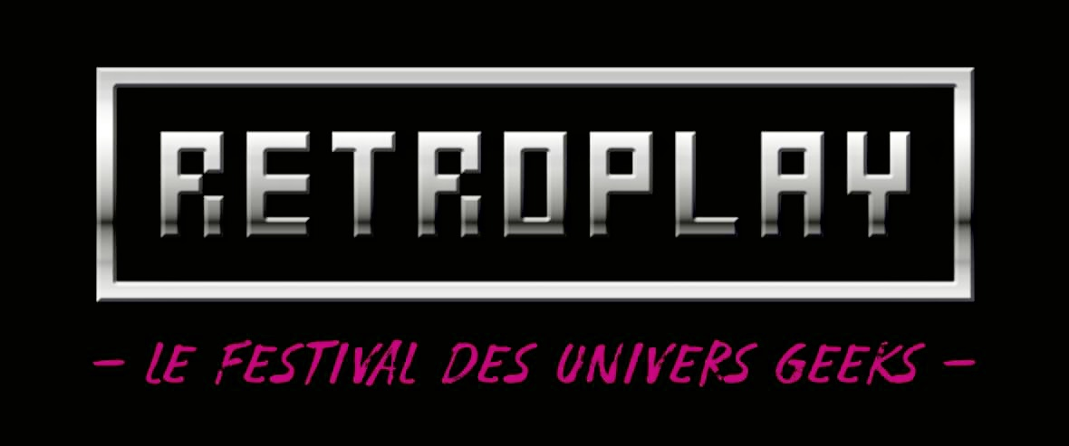 Logo Retroplay