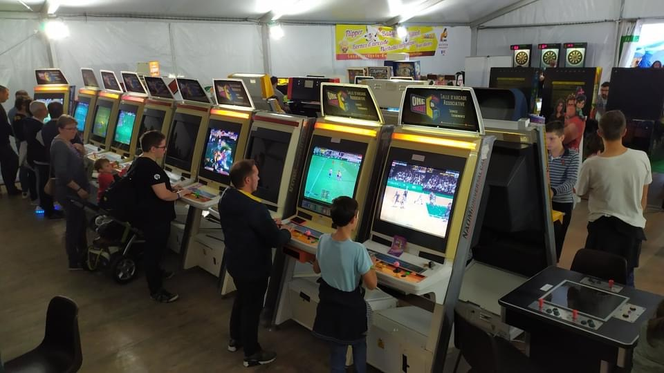 Bornes arcade - Retroplay