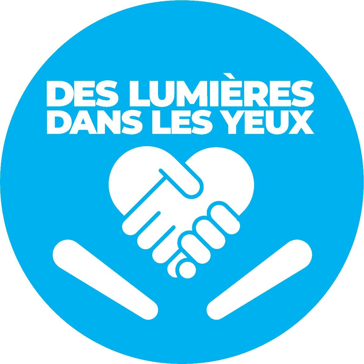 Logo Lumières Dans Les Yeux