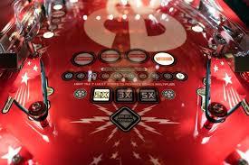 Supreme Pinball - Playfield