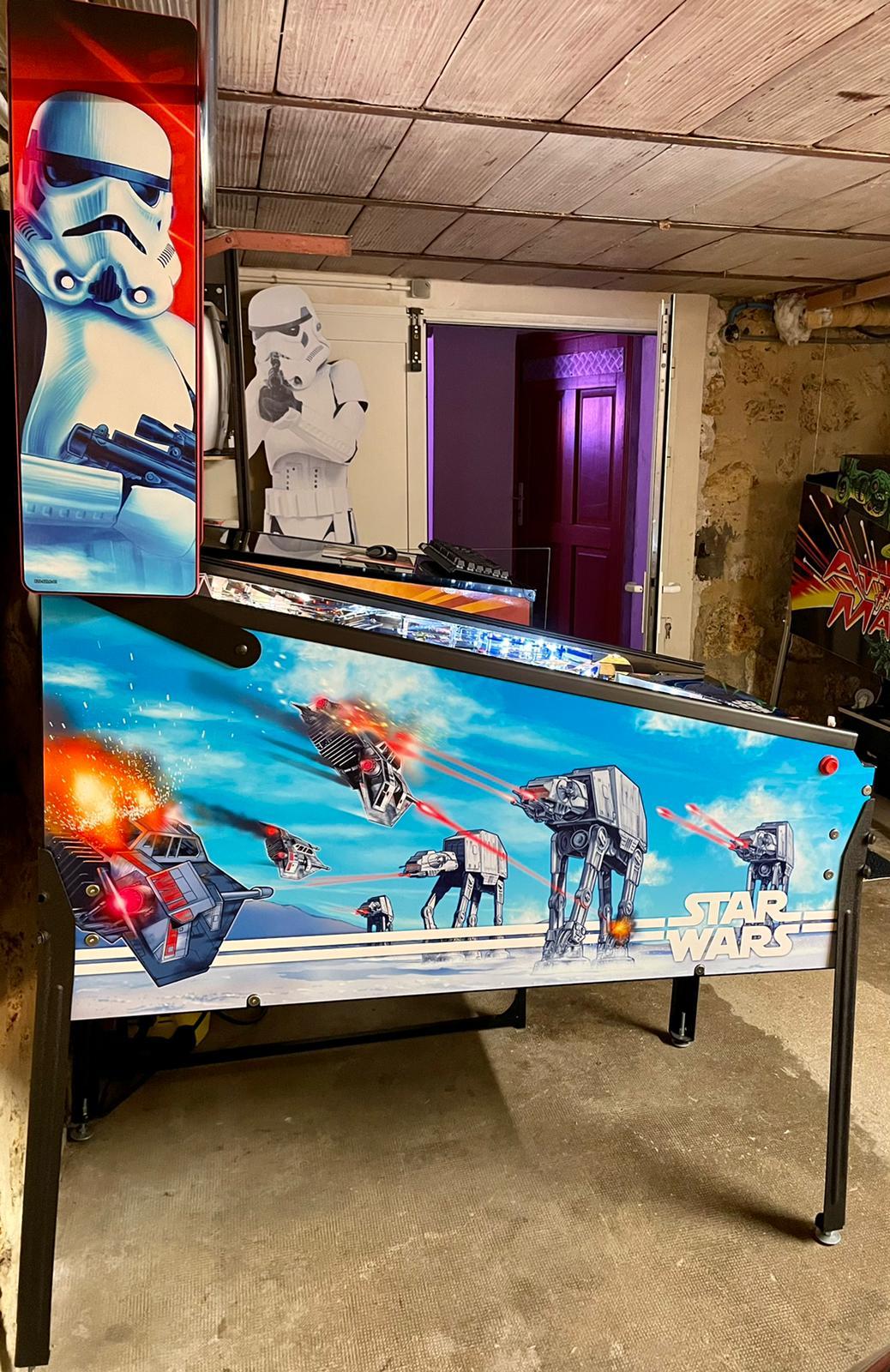 Star Wars Pin - Stern