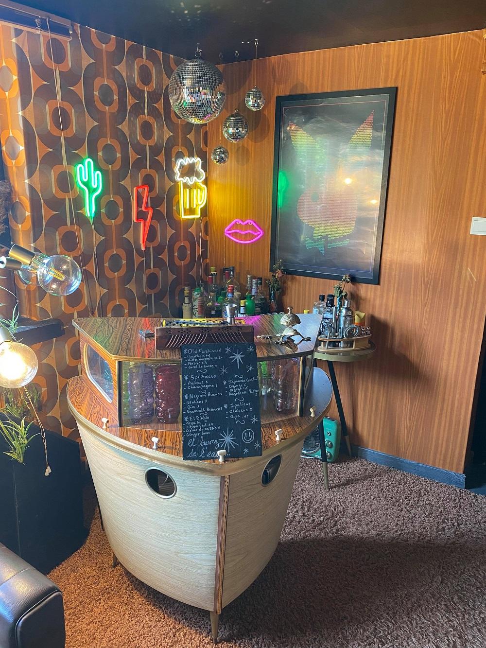 Vincent - Gameroom ambiance 70s